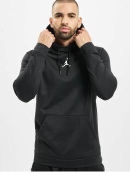 Jordan Hoodies 23 Alpha Therma Fleece čern