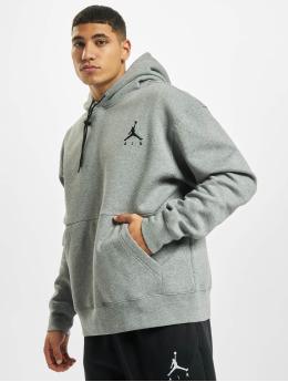 Jordan Hoodies Jumpman Air Fleece grå