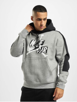 Jordan Hoody Fleece  grau