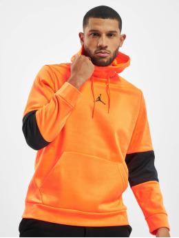 Jordan Hoody Air Therma Fleece oranje