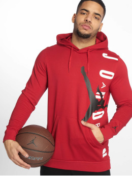 Jordan Hoody Jumpman Air Lightweight rood