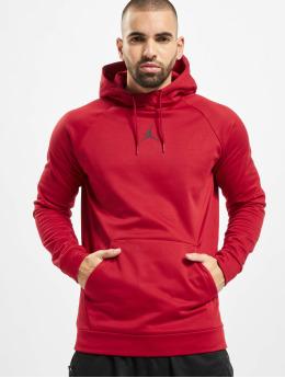 Jordan Hupparit 23 Alpha Therma Fleece punainen