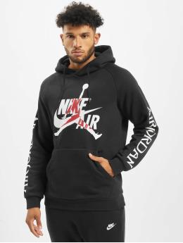 Jordan Jersey Jumpman Classics Fleece negro