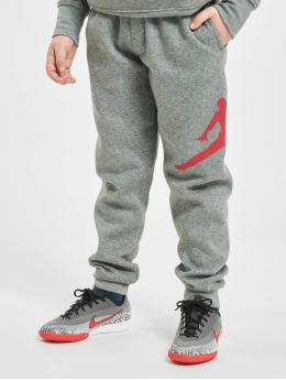 Jordan Jogging Jumpman Logo gris