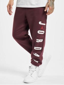 Jordan joggingbroek Sportswear Jumpman Air rood
