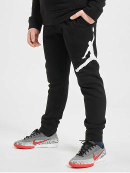 Jordan Joggingbyxor Jumpman Logo svart