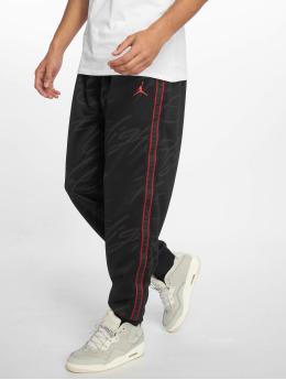 Jordan Jogginghose Jumpman Tricot schwarz
