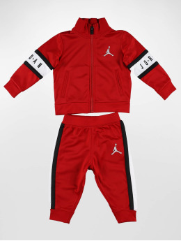 Jordan Joggingsæt Tricot  rød