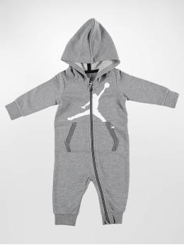 Jordan Jumpsuit HBR Jumpman Hooded grau