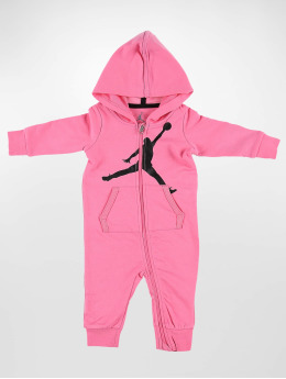 Jordan jumpsuit HBR Jumpman Hooded pink
