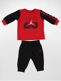 Jordan Jumpsuit Multi Hit Fleece schwarz