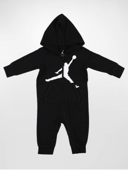 Jordan jumpsuit HBR Jumpman Hooded zwart