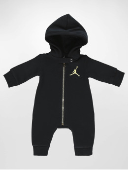 Jordan Jumpsuits Metal ManHooded black