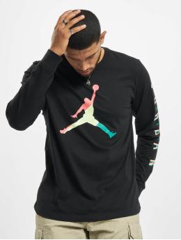 Jordan Longsleeve Sport DNA schwarz