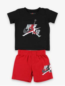 Jordan Obleky Jumpman Classic S/S červený