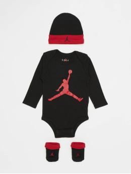 Jordan Overige L/S Jumpman zwart