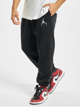 Jordan Pantalón deportivo Jumpman Air Fleece  negro