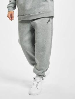 Jordan Pantalone ginnico Jumpman Fleece grigio