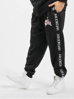 Jordan Pantalone ginnico JM Classic Tricot Warmup nero