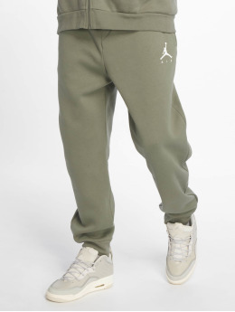 Jordan Pantalone ginnico Sportswear Jumpman Fleece oliva