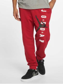 Jordan Pantalone ginnico Jumpman Air rosso