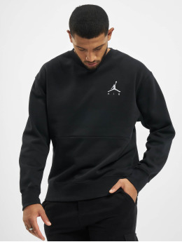 Jordan Pullover Jumpman Air Fleece Crew black