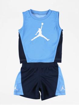 Jordan Sety Authentic Triangle modrá
