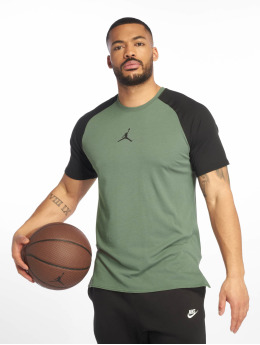 Jordan Shirts desportes Dry 23 Alpha oliva