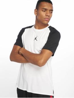 Jordan Shirts sportive Dry 23 Alpha bianco