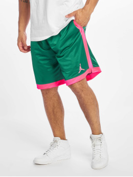 Jordan Short Jumpman Shimmer green