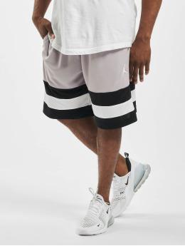 Jordan Shorts Jumpman Bball grau