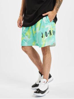 Jordan Shorts Jumpman Air turkis