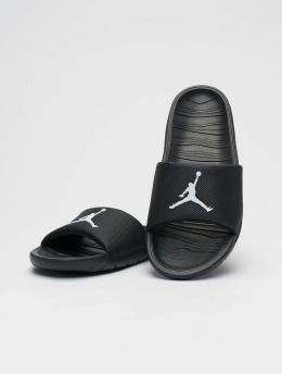 Jordan Slipper/Sandaal Break Slide zwart