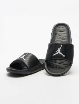 Jordan Slipper/Sandaal Break  zwart