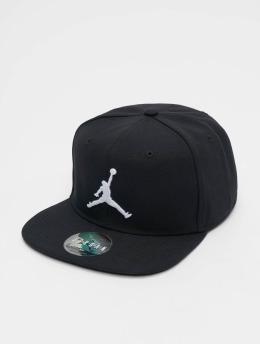 Jordan Snapback Cap Jumpman  nero