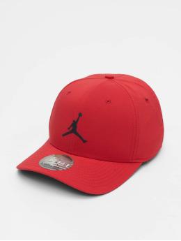 Jordan snapback cap CLC99  rood