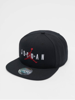 Jordan Snapback Cap Pro JM Air HBR schwarz