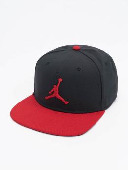 Jordan Snapback Cap Pro Jumpman schwarz