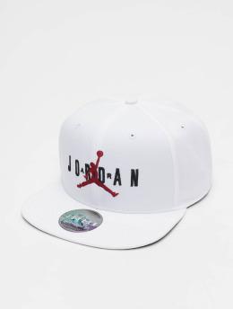 Jordan Snapback Cap Pro JM Air HBR white
