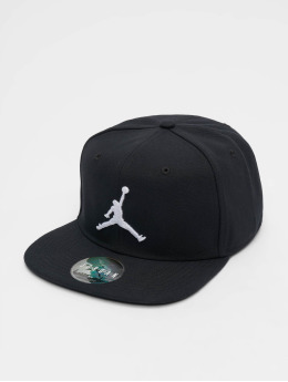 Jordan Snapback Caps Jumpman  čern
