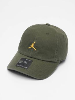 Jordan Snapback Caps H86 Jumpman Floppy  hnědožlutý