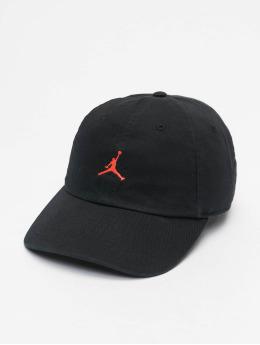 Jordan Snapback Caps H86 Jumpman Floppy musta