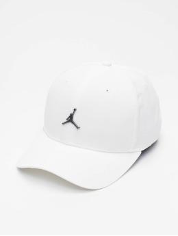 Jordan Snapback Caps CLC99 JM Metal valkoinen