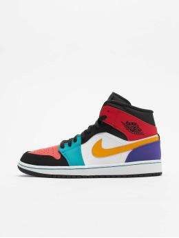 Jordan Sneaker Air 1 Mid bianco