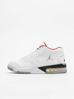 Jordan Sneaker Big Fund bianco