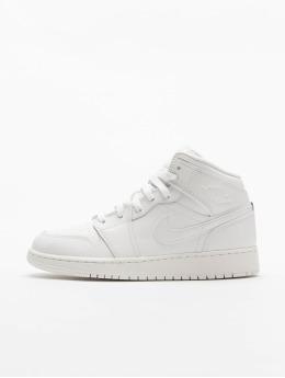 Jordan Sneaker Jordan 1 Mid (GS) bianco