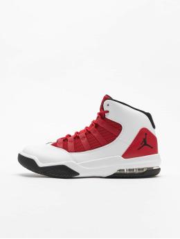 Jordan Sneaker Max Aura bianco