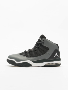 Jordan Sneaker Max Aura grau