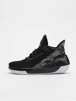 Jordan Sneaker 2x3 nero