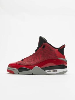 Jordan sneaker Dub Zero rood